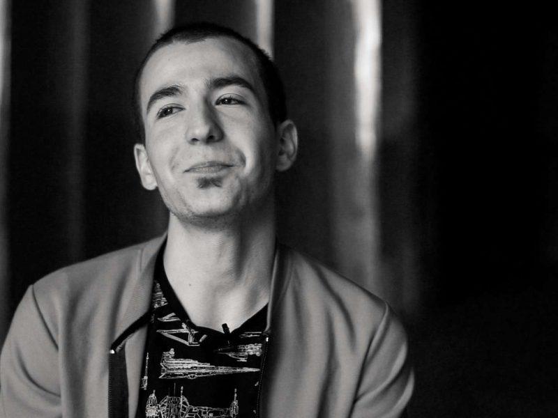Ahmet Mansuroğlu – Daire İstanbul Konuk Sanatçı Programı