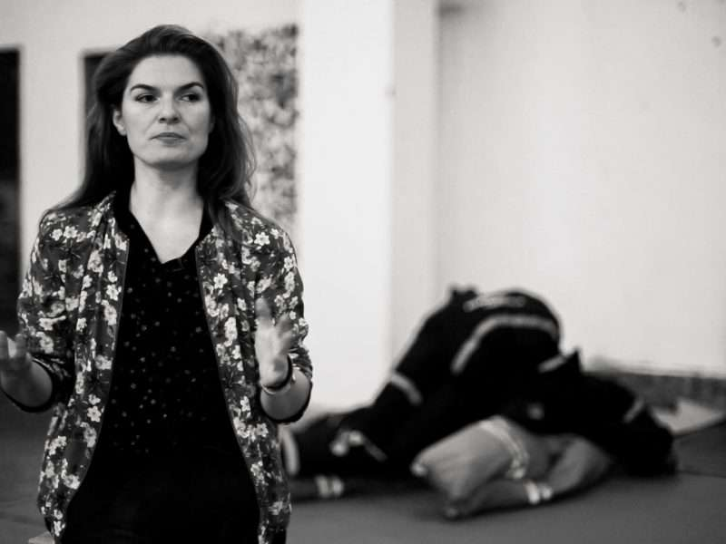 Gonca Gümüşayak – Daire İstanbul Konuk Sanatçı Programı