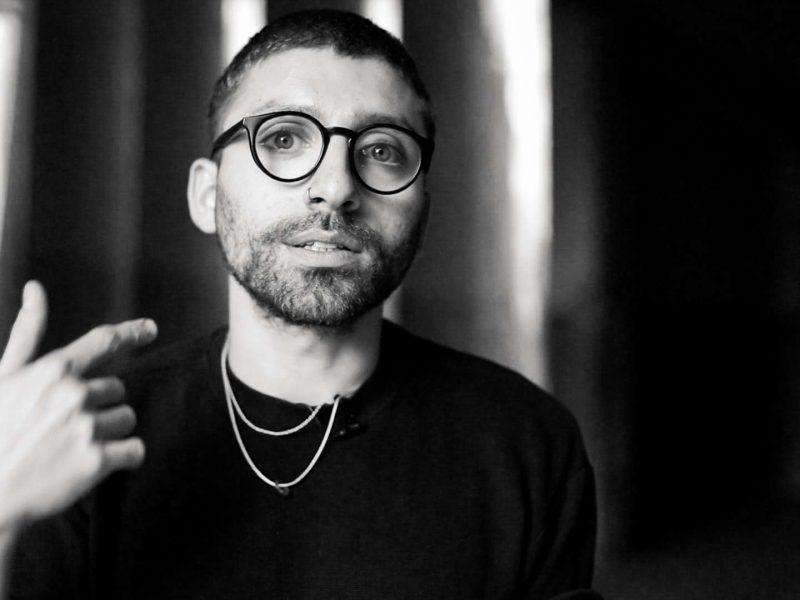 Umut Azad Akkel – Daire İstanbul Konuk Sanatçı Programı